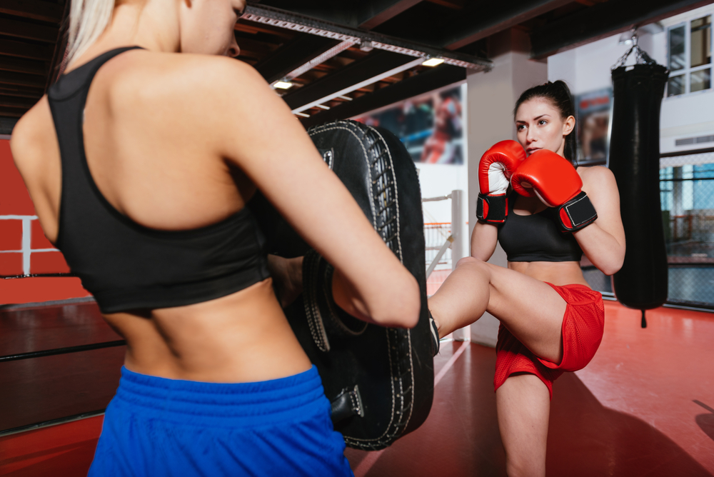 キックボクシングの消費カロリーは?他のスポーツと比較