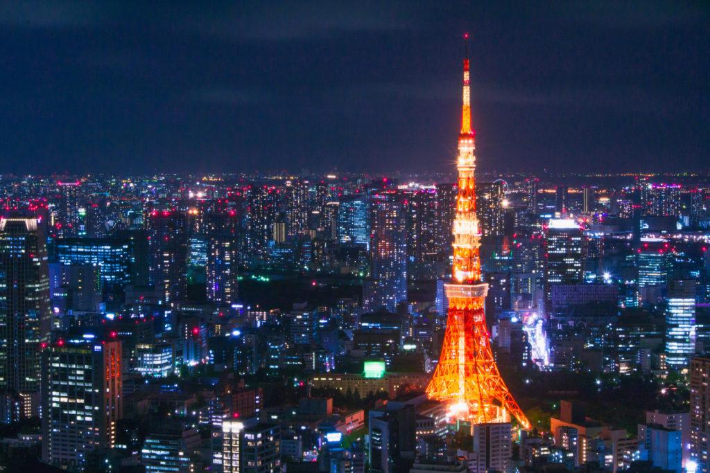 東京タワー貸し切りでみんなとヨガやフィットネス!