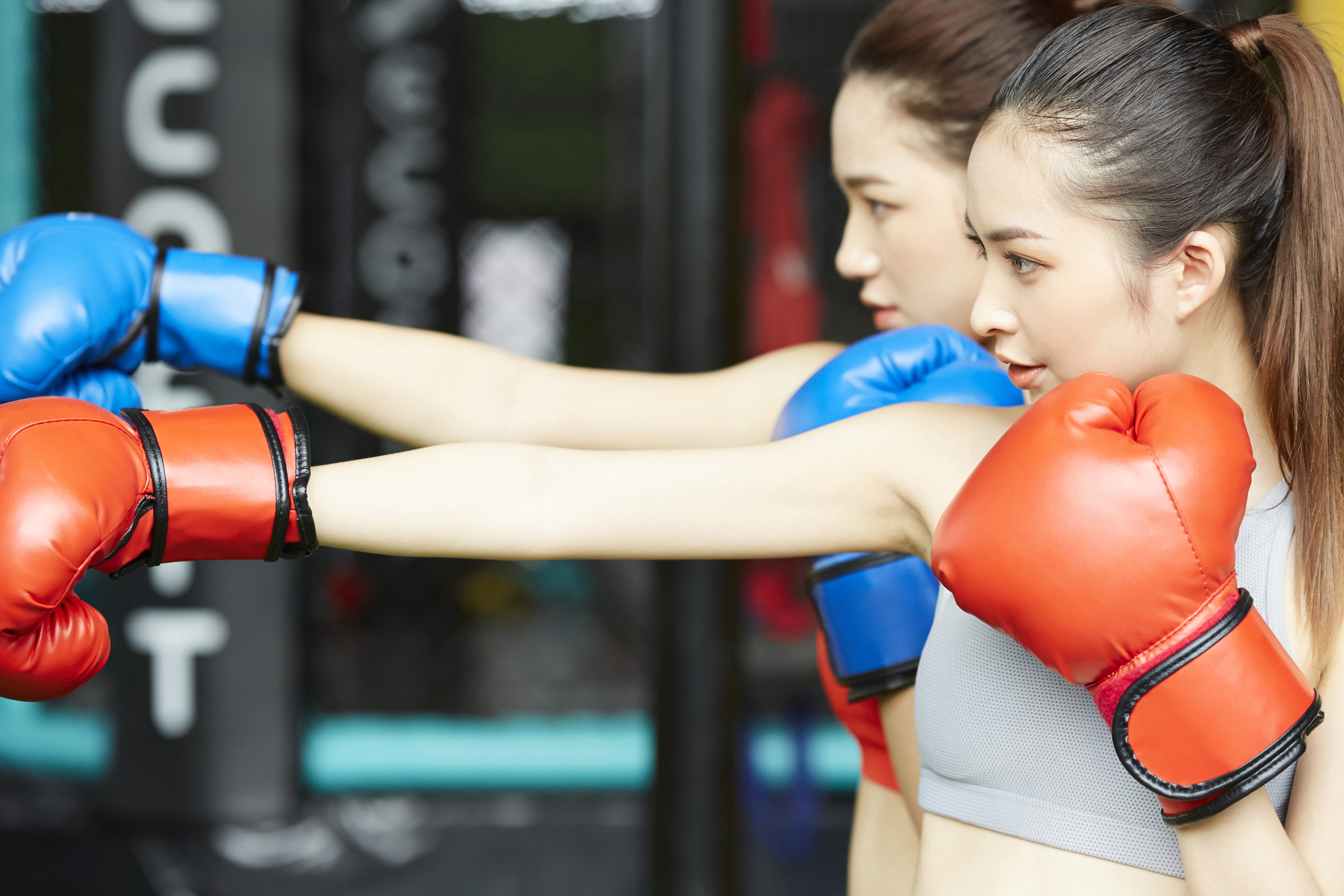 元キックボクシング選手による丁寧な指導