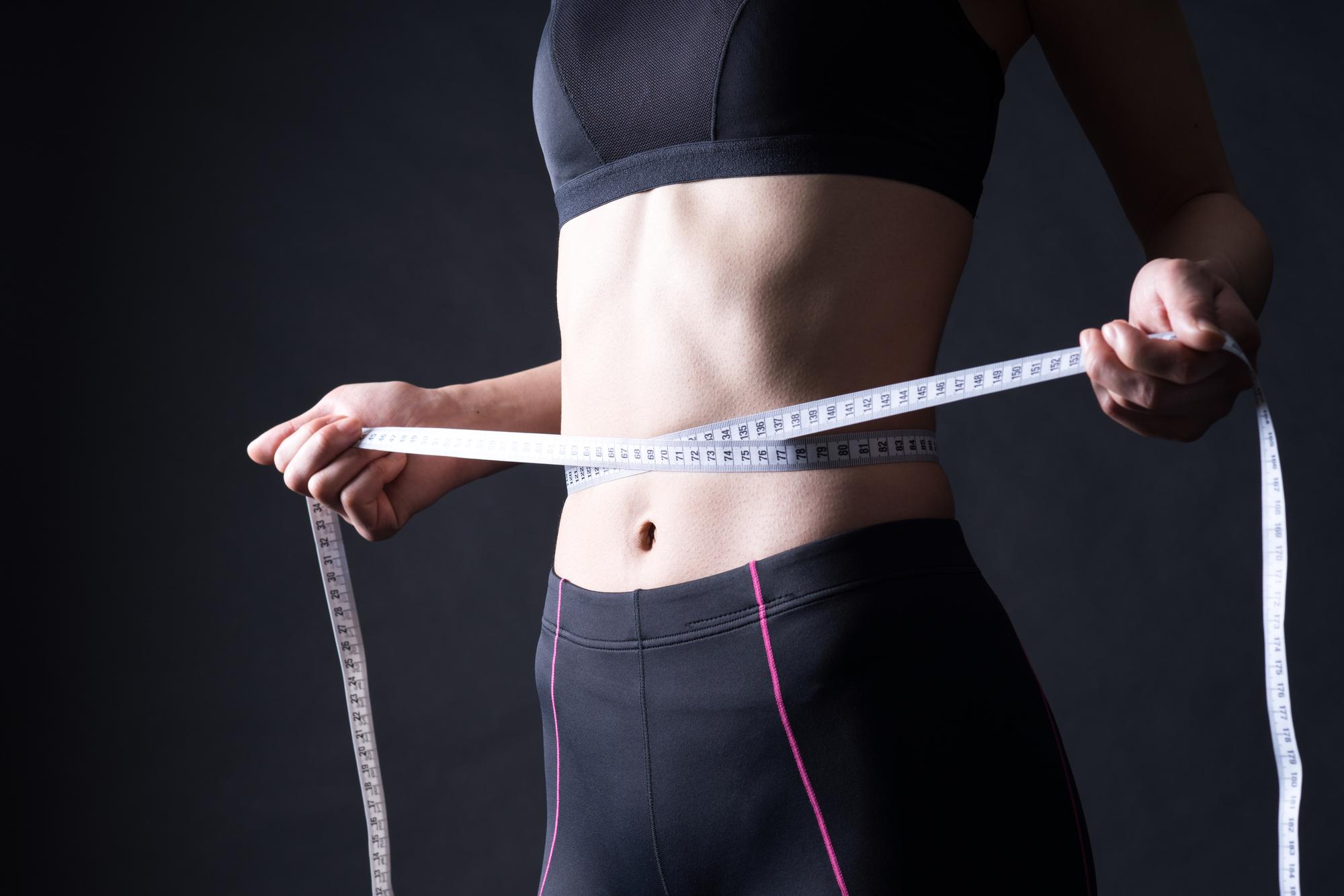 部位別の痩せる運動メニュー