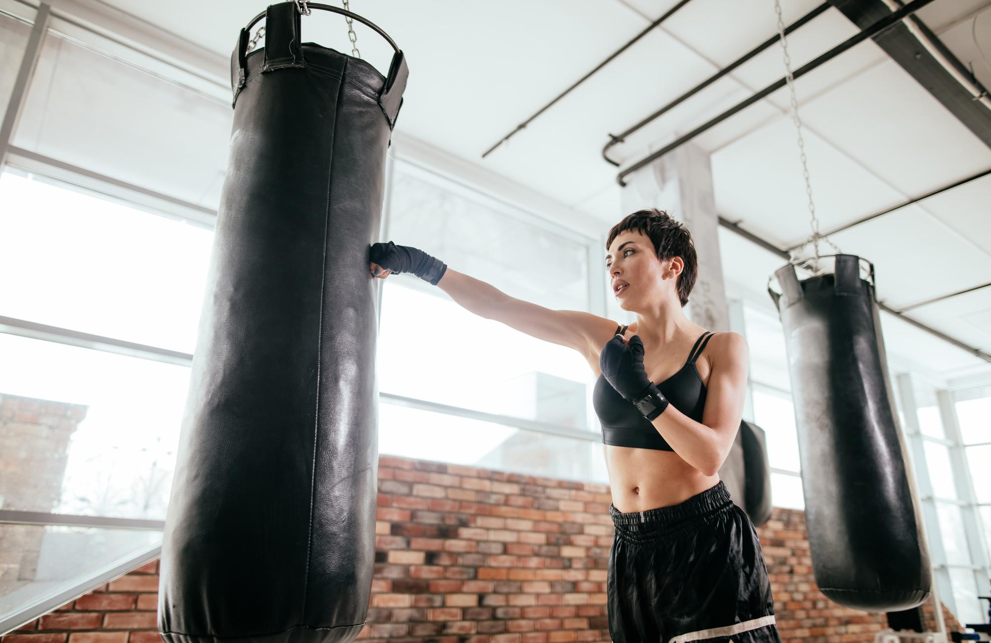 痩せる!キックボクシングが女性におすすめの理由