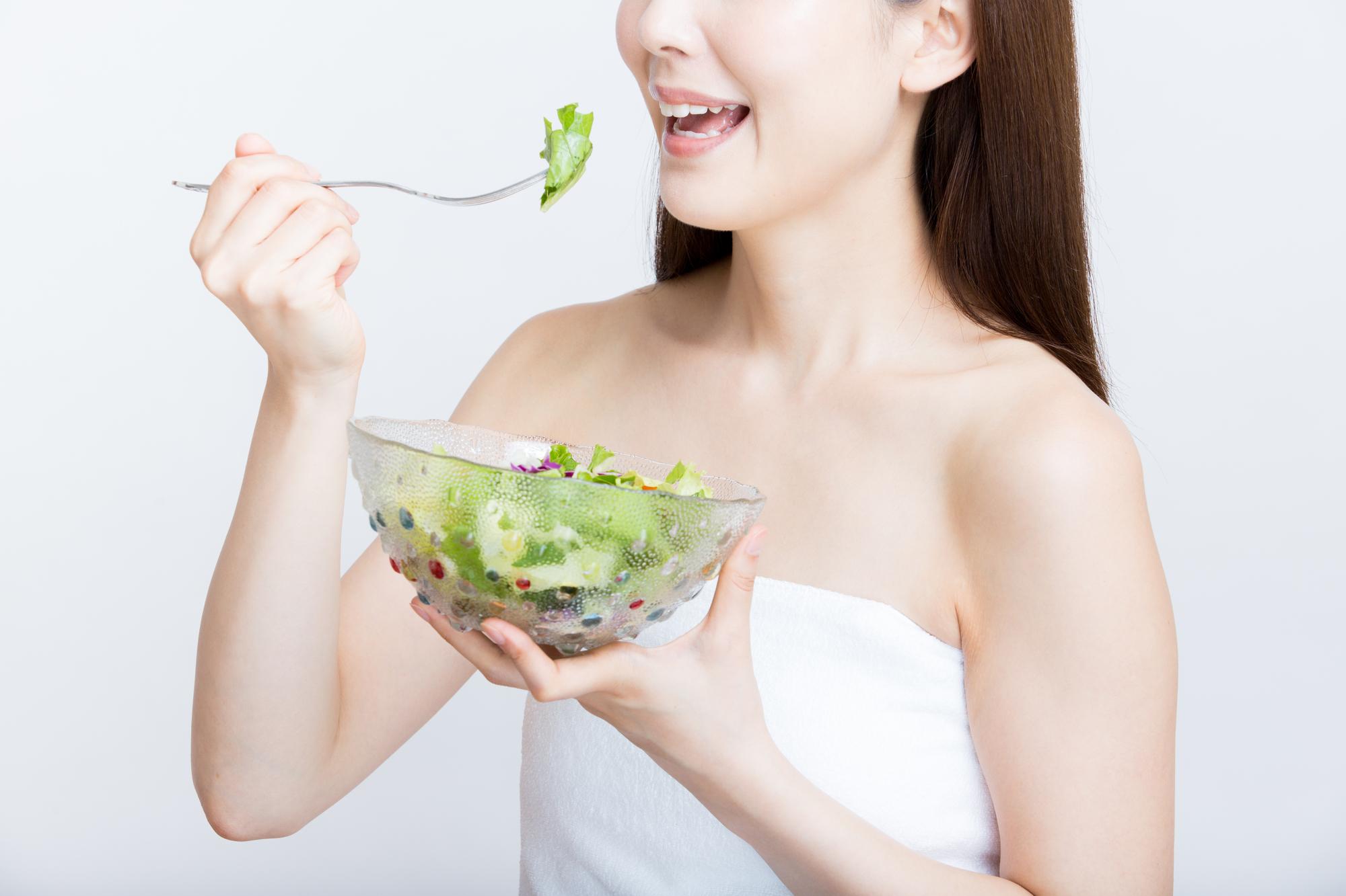 時間帯別ダイエット中の食事メニューの選び方
