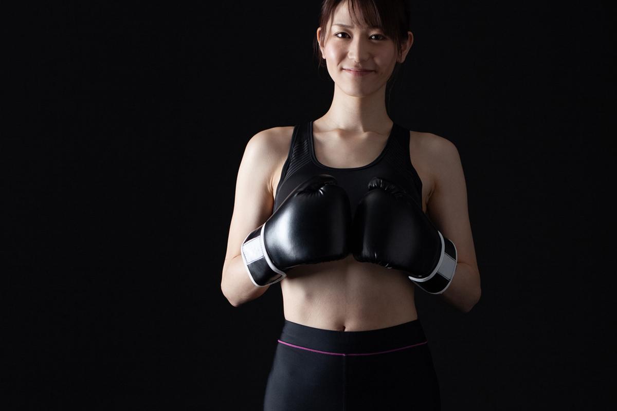 キックボクシングでのフィットネスにおすすめの服装