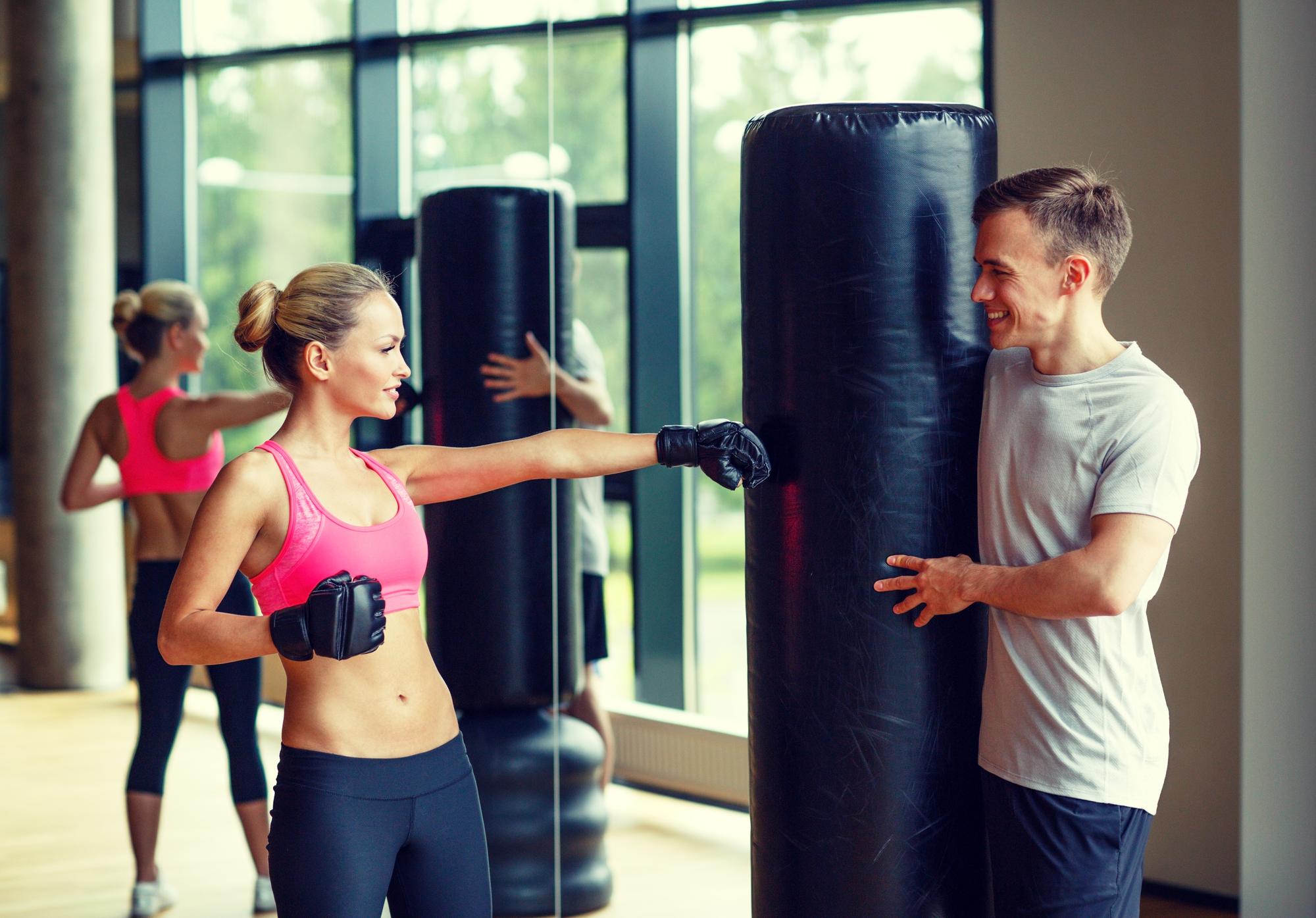 ボクシングを体験する際の注意点