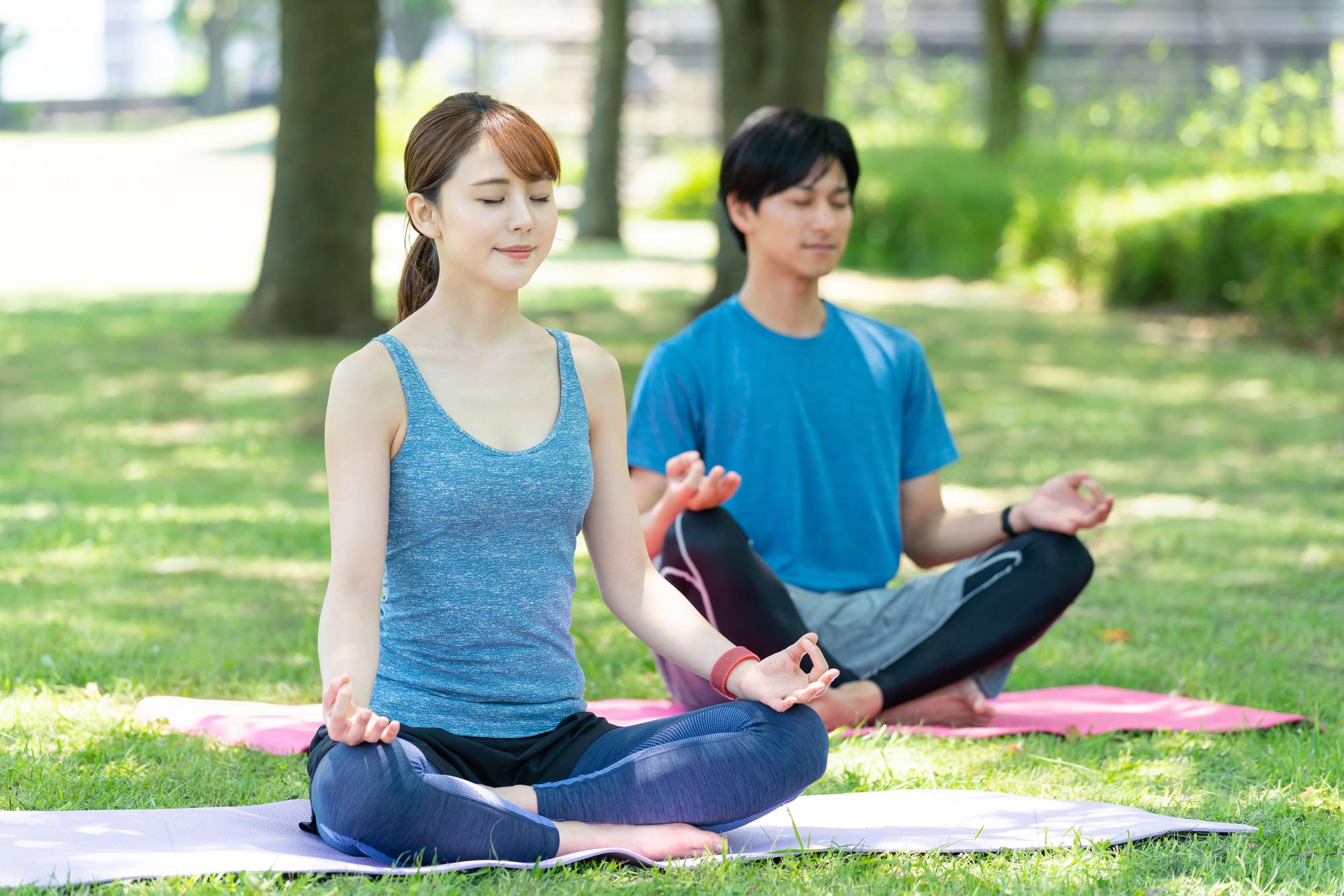マインドフルネス呼吸法の有名な瞑想法5つ