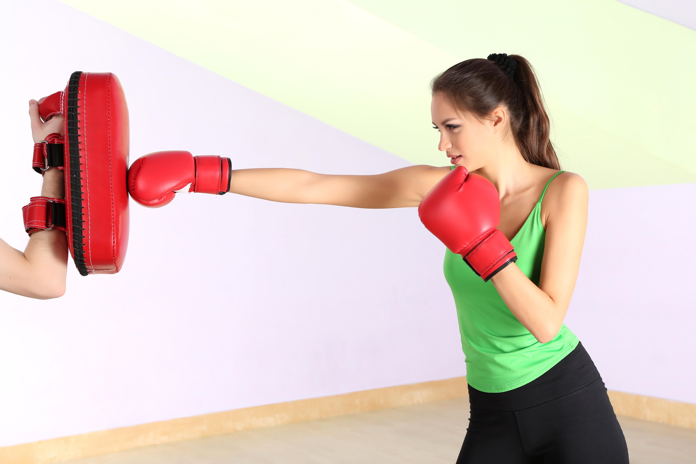 【基本の動作】キックボクシングのパンチの種類