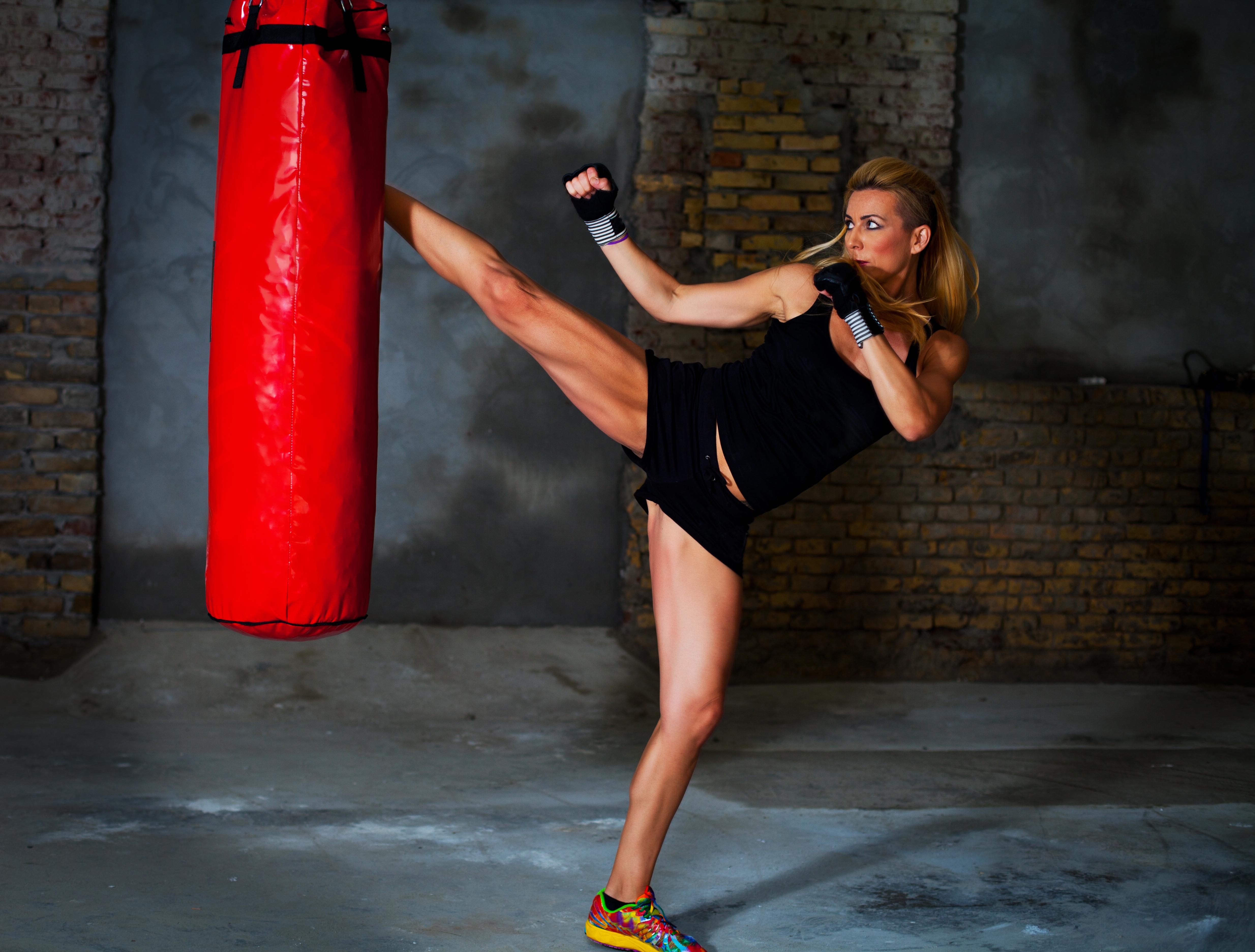 キックボクシングの習い事のおもしろさ