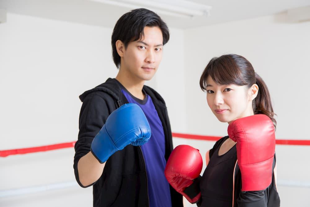 自分のイメージに合ったジムでキックボクシングを始めよう!