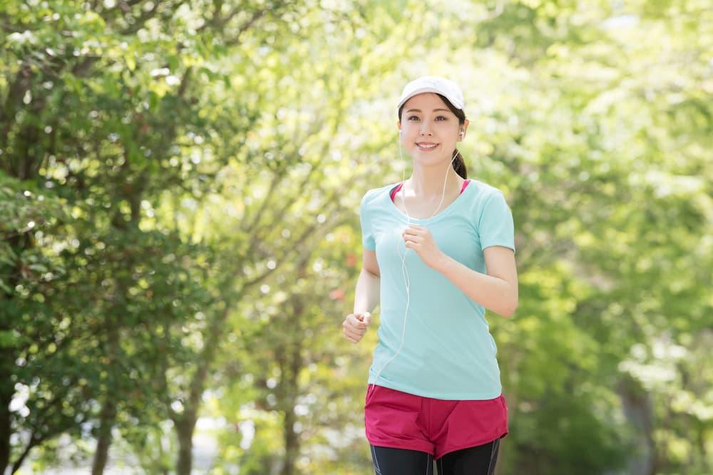 女子が痩せるおすすめの運動