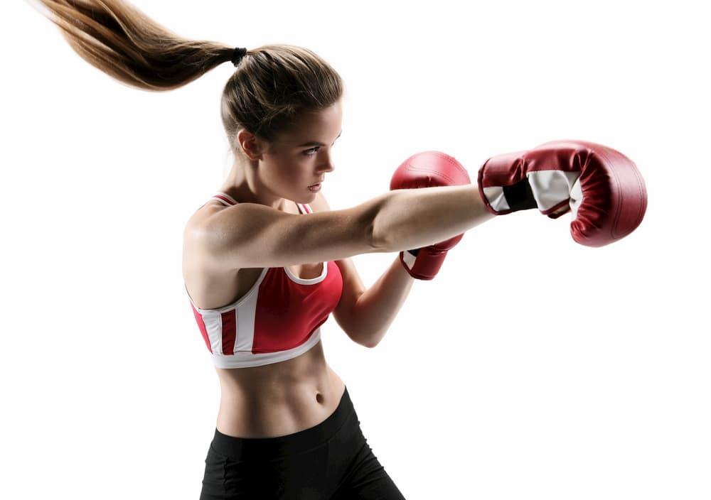 キックボクシングも女子に人気!ラグール銀座ならジムデビューしやすい!