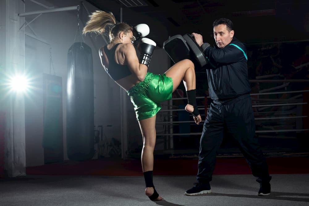 キックボクシングの運動は筋トレと有酸素運動が同時にできる!