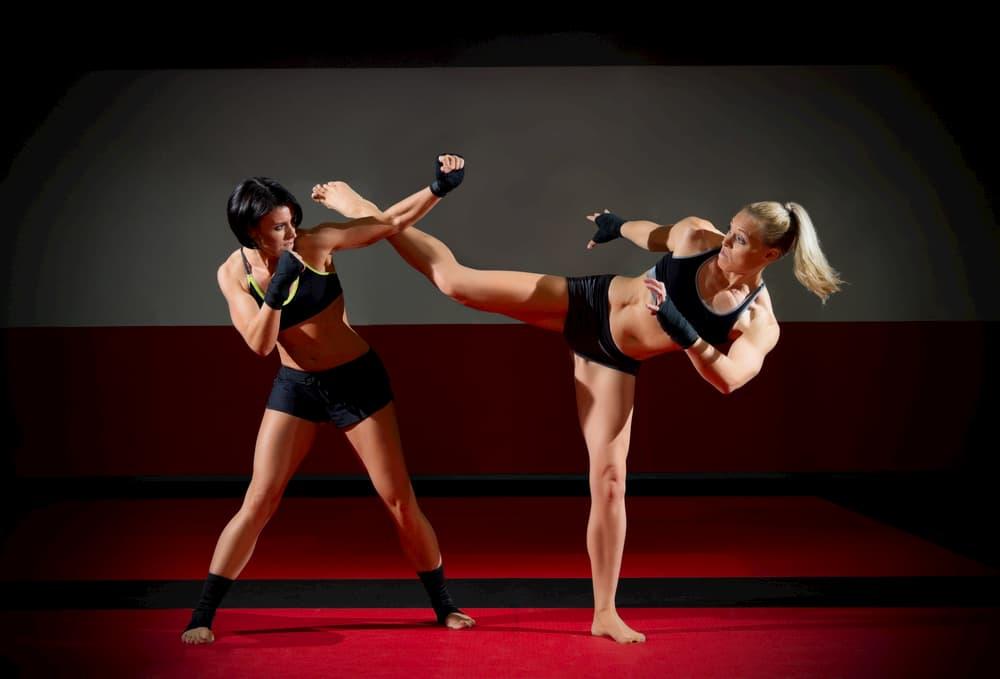 キックボクシングの雰囲気を楽しむ!