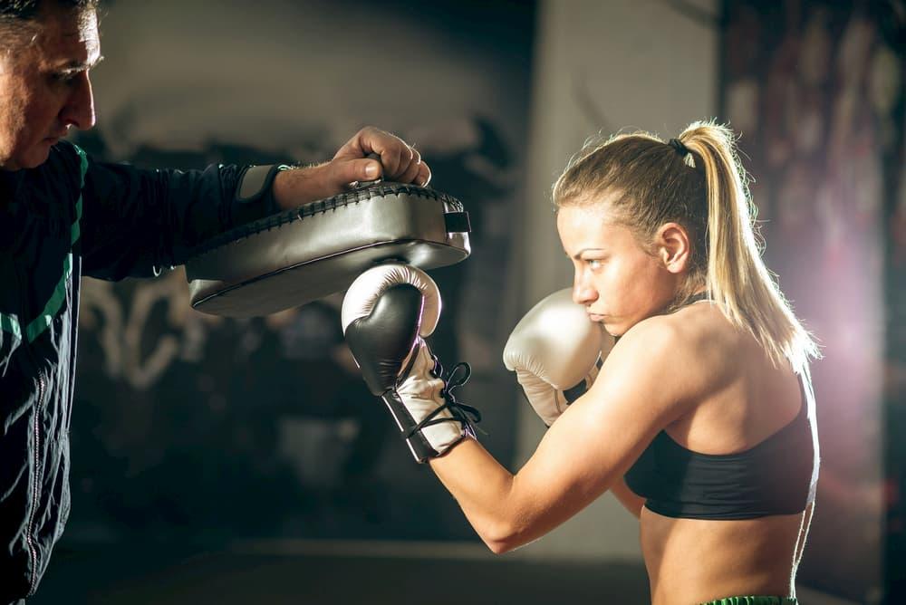 プロ選手育成向けのキックボクシングジム