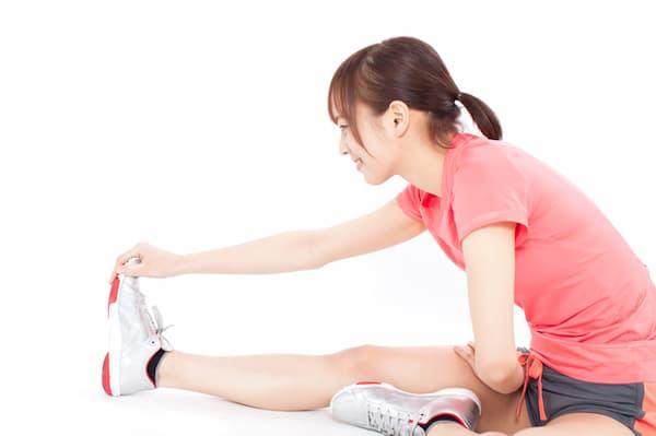 筋肉痛を緩和するストレッチ:ふくらはぎ