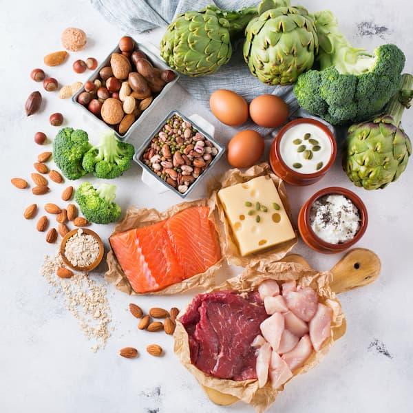体脂肪率を落とす方法:食事を見直す